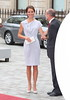 Catherine, Duchess of Cambridge (Kate Middleton), Christopher Lebrun, President of the RA The UK's Creative Industries Reception supported by the Foundation Forum at the Royal Academy of Arts - Arrivals London, England