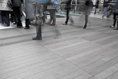 Pas perdus - Paris Saint-Lazare (Remy Carteret) Tags: paris france color colors station saint canon eos movement gare saintlazare fuzzy couleurs crowd shake mk2 5d canon5d moved foule couleur movements flou array mouvement ratp sncf mkii markii boug lazare flous mark2 mouvements bouge bouges foules bougs canoneos5dmarkii 5dmarkii canon5dmark2 5dmark2 canon5dmarkii canoneos5dmark2 remycarteret rmycarteret