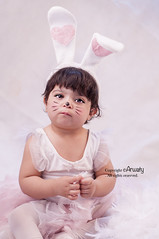 punny (Arwa Abduallah ) Tags: pink cute rabbit nikon punny d90 galla