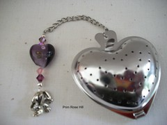 frog prince 2 (Prim*Rose*Hill) Tags: tea infuser teaball