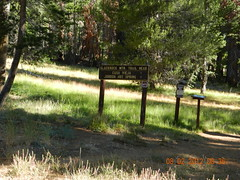 Blackrock Trailhead to Templeton Meadows Loop Photo