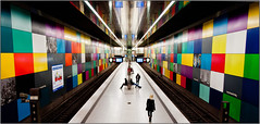 subway_colours_2 (pingupic) Tags: mnchen ubahn georgbrauchlering
