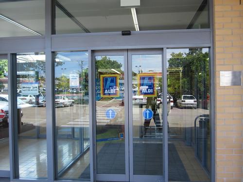 Einkauf Brisbane Aldi