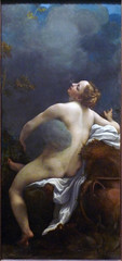 Correggio, Jupiter and Io