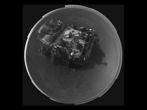 mars rover nasa curiosity goddard