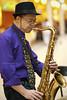Saxophonist (Glenn Apacible) Tags: musician mall nikon rockwell powerplant nikkor sax saxophone saxophonist d60 nikond60 nikkor85mm powerplantmall rockwellmall 85mm18g mallmusician