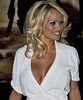 Pamela Anderson World Premiere of 'Resident Evil: Extinction' at Planet Hollywood Hotel & Casino - Arrivals Las Vegas, USA