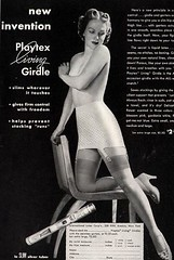 3 (Undie-clared) Tags: living prewar girdle playtex