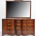 79. Drexel Chest of Drawers with Mirror