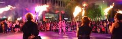 Salsa demos at the TD Bank Ballroom