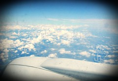 Flying (PattyK.) Tags: vacation sky clouds airplane flying europa europe hellas greece grecia balkans griechenland europeanunion airplanewindow grece trave ellada