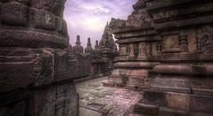 temple yogyakarta hdr