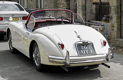 Jaguar XK150 1958 Old English White (Man with Red Eyes) Tags: red colour classic car leather mediumformat cream lancashire hasselblad preston jaguar h1 nott roadster v9 xk150 mfd p45 phaseone captureone oldenglishwhite 50mmdistagonf4c cfadapter 367uyj