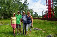 Tarja, Timo, Seppo and Pirjo (TimoOK) Tags: korsholm ostrobothnia suomi finland mustasaari vaasa majakka lighthouse timo tarja
