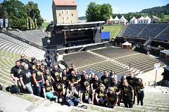 Staff & Backstage dimanche 07 août 2016 /