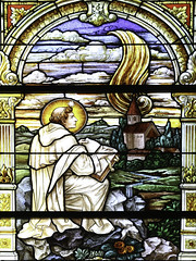 Sign of God (Lawrence OP) Tags: stdominic dominican stainedglass nashville sisters meyers windows