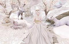 Serenity (Gabriella Marshdevil ~ BUSY IRL) Tags: cute doll sl secondlife sailormoon crystalheart fawny halfdeer catwa moonamore enfersombre