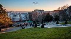 Montmartre (XILAG Pictures) Tags: 1635 canon canonef1635mmf4lisusm dri dynamicrangeincrease ef1635mmf4lisusm idf iledefrance montmartre paris photoshop 70d lightroom