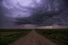 """""""Hardwired"""" by @HomeGroenPhotography  Last night north of Renner, South Dakota.  #Thunderstorm #severe #weather #metal #metallica #ridethelightning #TeamCanon  #ItsAmazingOutThere #accuweather #scary #HiFromSD #lightning #nightscaper #nightphotography #se (HomeGroenPhotography) Tags: instagramapp uploaded:by=instagram"""