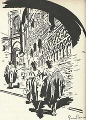 Calle del Sepulcro 1937 (GAZA - Gran Archivo Zaragoza Antigua) Tags: 1937