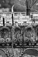 Dripping Wax (virtualwayfarer) Tags: myanmar yangon rangoon burma burmese street streetphotography canon canon6d asia southeastasia adventuretravel exploring dailylife people tour tourism candle candles incense prayer praying faith fire smoke wax candlewax drippingwax shwedagon pagoda shwedagonpagoda alexberger virtualwayfarer