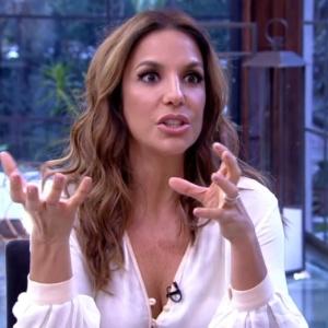 """""""Eu tinha refluxo de tensão"""", diz Ivete Sangalo sobre """"The Voice Kids"""""""