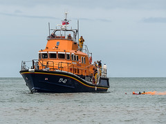 Cemaes Bay Lifeboat Day 2016 (Maria-H) Tags: wales unitedkingdom gb cemaesbay lifeboat rescue sea uk panasonic gh4 dmcgh4 35100 rnli anglesey