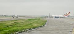 Tarmac view (A. Wee) Tags: shanghai  pudong  airport  china  pvg