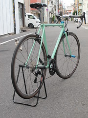 IMG_9858 (EastRiverCycles) Tags: eastrivercycles  vivalo  kusaka  road   handmadebicycle reproductsproject kaisei019 2016   bicycle  tokyo  chrisking
