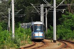 koda 19T #3121 MPK Wrocaw (3x105Na) Tags: koda 19t 3121 mpk wrocaw mpkwrocaw polska poland polen tram tramwaj strassenbahn