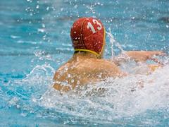 28191560 (roel.ubels) Tags: jong oranje nederland holland duitsland deutschland sport topsport waterpolo 2016 oefenwedstrijd alphen aan de rijn aquarijn