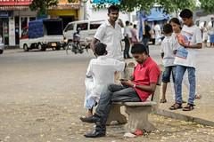 Street Photography (Aadil Chouji Schiffer) Tags: kandy srilanka people person street streetphotography photography srilankans lankans sri lanka humans human ceylon kandyan temple tooth relic pilgrim pilgrims streets sitting nikon d3300 50mm f18 50mmf18 nikkor g lens nikond3300 nikoncamera camera outdoor