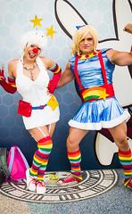 2016 Anime Expo - Rainbow Brite (mambastic photography (aka mamba909)) Tags: pentax k01 sigma2470mmf28ifexdghsm animeexpo animeexpo2016 cosplay コスプレ