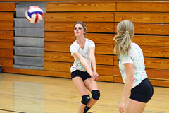 IMG_7495 (SJH Foto) Tags: girls volleyball high school scrimmage northstar boswell pa pennsylvania action shot