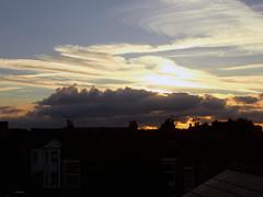 2016_09_220004 (Gwydion M. Williams) Tags: coventry britain greatbritain uk england warwickshire westmidlands chapelfields sirthomaswhitesroad sunset cloud