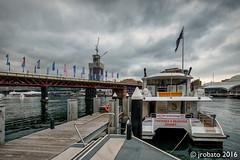 Docked @ Darling Harbour (orgazmo) Tags: fuji fujifilm fujix fujinon xf1024mmf4rois xpro2 australia downunder sydney darlingharbour nsw newsouthwales boats urbanlandscape