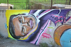 Stefanos Xios (andreassmts) Tags: samone graffiti 2016 eresos bomb xios  stefanos