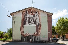 BAGOUT16_ph_antoniosena111 (.A+) Tags: street art lioni bagout antoniosena sena murales murals murele graffiti writers arte strada