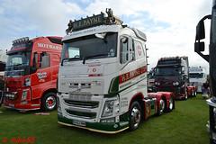 Volvo FH4 'H.E. Payne (Transport) Ltd' reg KX63 NMM (erfmike51) Tags: volvofh4 euro6 artic truck lorry hepaynetransportltd swedefest2016