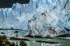 Perito Moreno Glacier (Priscila de Cássia) Tags: patagonia argentina glacier glaciar losglaciaresnationalpark nature naturephotography wild wilderness texture ice blue lake colorful nikon nikond90 detail stunning