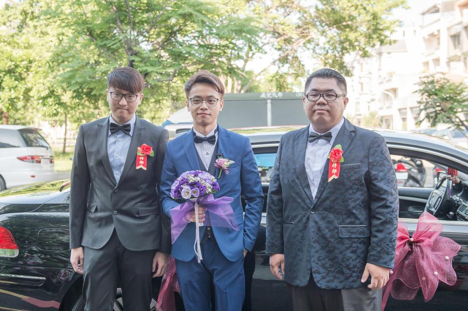 台南婚攝 桂田酒店 婚禮紀錄 G & S 014