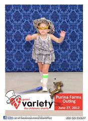 Photo Booth at Purina Farms Outing (varietystl) Tags: life photobooth play legbraces afobrace varietyoutings