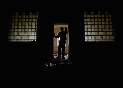 St. John's Asylum - The Walking Dead (ricklus) Tags: uk urban st hospital nikon decay ruin lincolnshire bracebridge heath lincoln exploration asylum derelict johns dereliction urbex ricklus d5100 httprobrickelstumblrcom