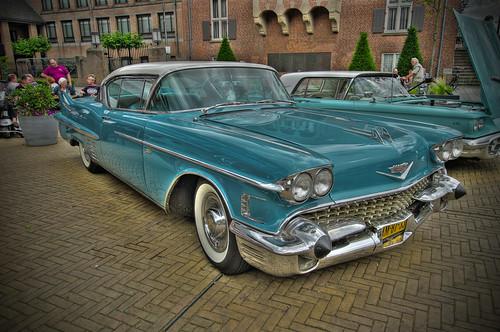 Cadillac '58 Coupe de Ville (Eldorado) AM-87-33