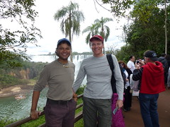 Iguazu '12 (faun070) Tags: argentina falls iguazu jhk dutchguys dutchguy