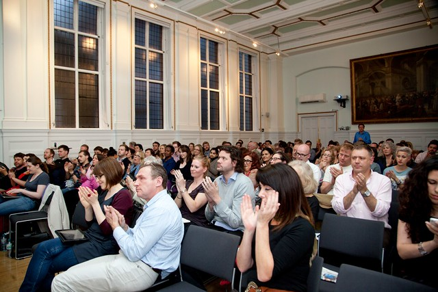 Audience at Publish! New players, new innovations - 5