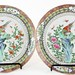 173. Pair of Chinese Export Porcelain Plates