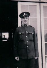 Metropolitan Police Constable Dilwyn 'Jack' Holley, Morse Code Operator, 'W' Division, London, UK. 1930's (sgterniebilko) Tags: uk london 1930s wd operator communications morsecode scotlandyard metropolitanpolice inuniform whisky1 wdivision informatio
