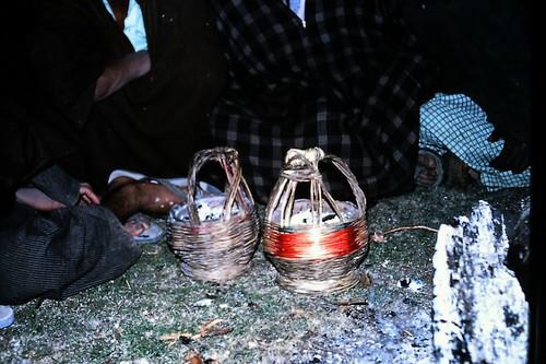 Personal warmers, Aru, Kashmir
