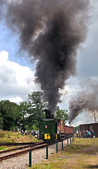 playing to the gallery (midcheshireman) Tags: train industrial steam locomotive staffordshire colliery foxfield